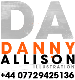 Danny Allison Illustration